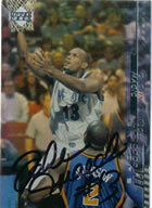 Win this signed John Amaechi trading card