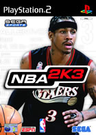 NBA 2K3 - available on PS2, XBox and GameCube